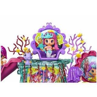 pinypon reino de sirenas + 1 figura 20 piezas
