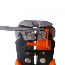 pinza alicate pela cables auto ajustable automatico truper