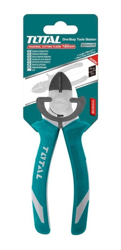 pinza alicate total 180mm 7'' industrial tht230706s