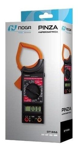 pinza amperometrica noganet dt-266 - dixit pc