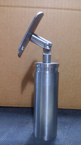 pinza clip para vidrio templado de 8 a 10 mm