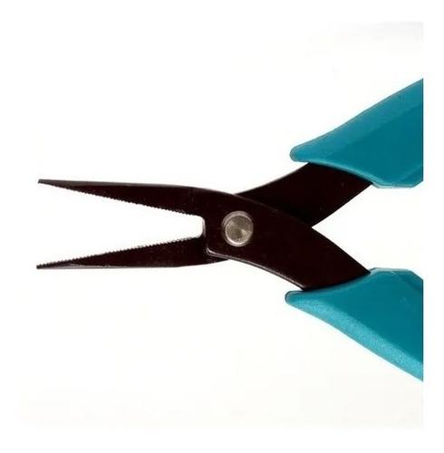 pinza de punta larga 6'' para electrónica proskit 8pk-102d