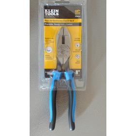 Pinza Electricista Clasica Klein Tools 8   Kt201-8