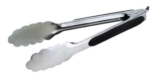 pinza gastronomica axen acero inoxidable 23 cm