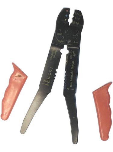 pinza pelacables con medidas (usado) e5533