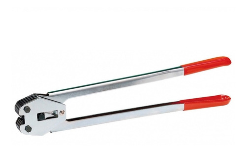 pinza selladora de grapa para fleje plastico ybico 1/2 pulg