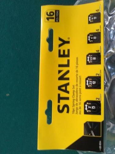 pinzas 16 pzas prensas presión carpintero herrero gtsty422 c
