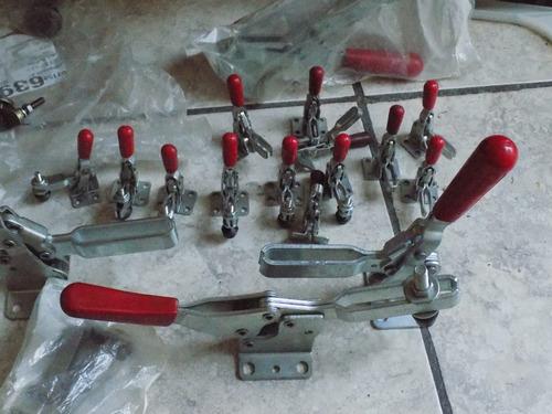 pinzas clamp de palanca vertical horizontal destaco 630 210