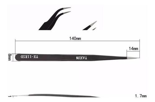 pinzas curva o recta yaxun servicio técnico tienda fisica