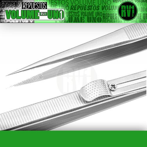 pinzas de acero inoxidable antiestatica vetus baku bk i164