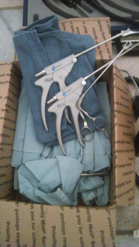 pinzas de artroscopia dyonics