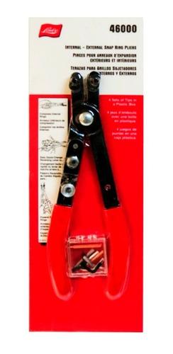 pinzas externas/internas seguros a presión 58 mm 46000 lisle