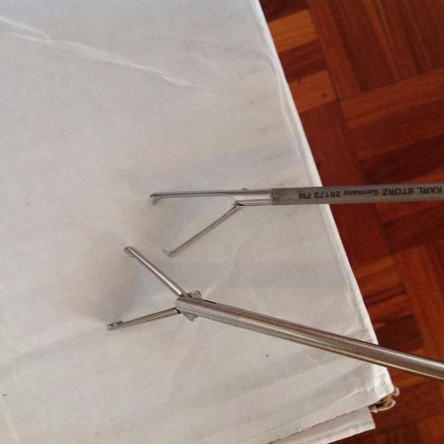 pinzas extractoras de vesícula
