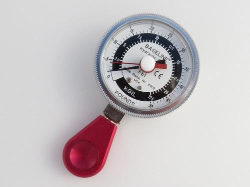 pinzómetro hidráulico baseline