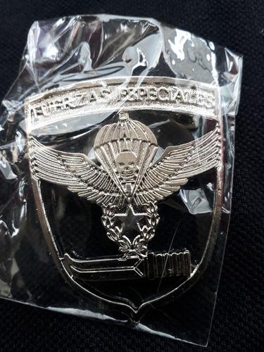 piocha boina fuerzas especiales ejército de chile