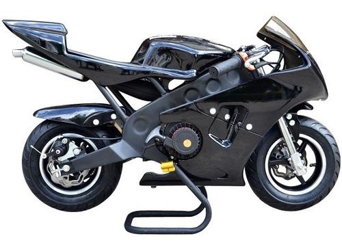 piola jalón arranque pocket mini moto