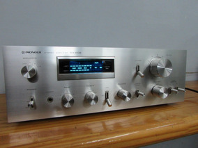 Pioneer Amplificador Sa 608 Con Manual Original