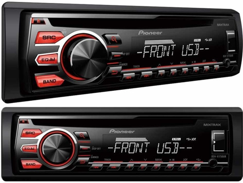 pioneer automotivo player