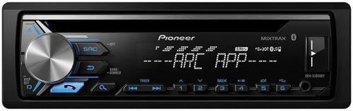 pioneer  bluetooth radio de carro deh-x3950bt