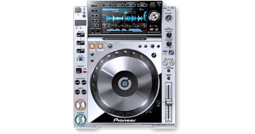 pioneer cdj 2000 nexus platinun limited edition new