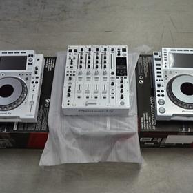 Pioneer Cdj-2000nxs2 Multi Players Djm-900nxs2 4 Channel
