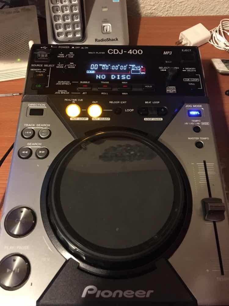 CDJ 400 AUDIO WINDOWS 7 X64 TREIBER