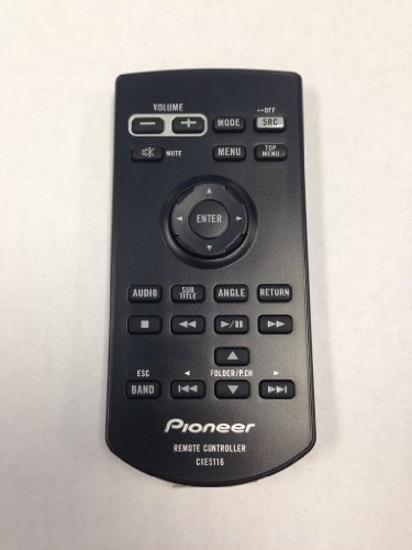 pioneer cxe5116 sistema de audio para autos control remoto