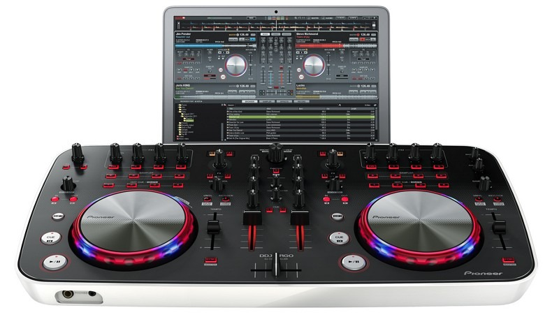 Pioneer ddj ergo dj mezcladora virtual dj mixer controller 10 en mercado libre - Mesa dj pioneer ...