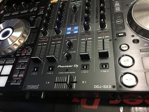 pioneer ddj-sx3 digital performance dj controller
