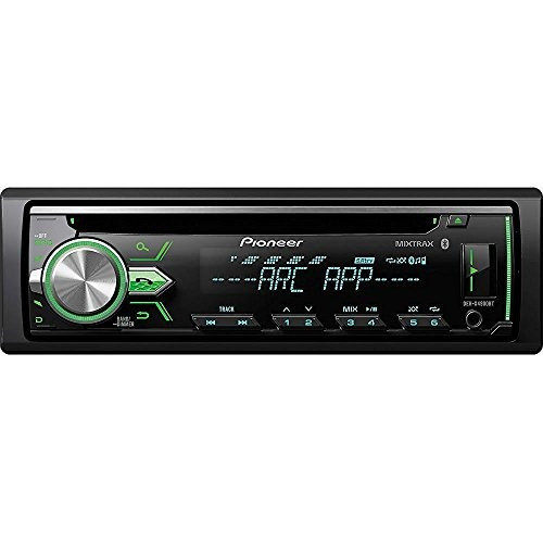 pioneer deh-x4900bt radio bluetooth para coche usb aux repr
