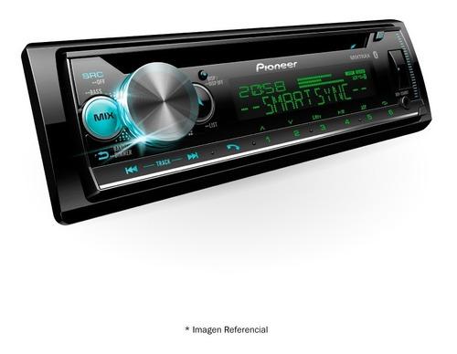 pioneer deh-x500bt modelo 2019 sincroniza celular y radio