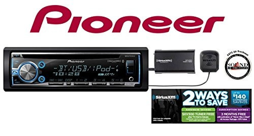 PIONEER DEH-X6700BS CD RECEIVER DRIVERS WINDOWS 7 (2019)