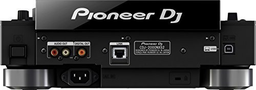 pioneer dj cdj-2000nxs2 profesional multi player