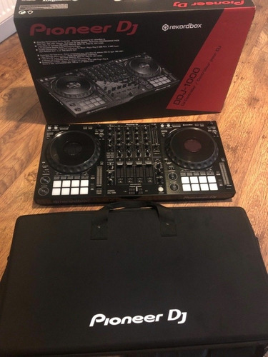 pioneer dj ddj-1000 professional 4 channel controller
