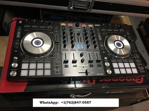 pioneer dj ddj-sx3 serato dj pro controller mixer sx 3