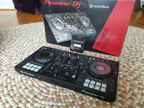 pioneer dj dj ddj800 2 channel rekordbox dj controller