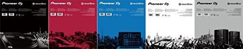 pioneer dj rbvd1w rekordbox control vinilo 2 x blanco
