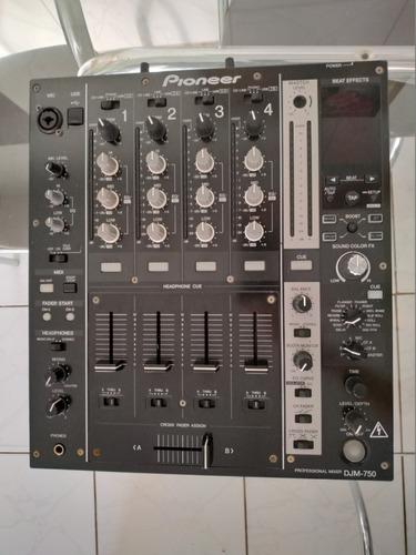 pioneer djm-750k super (conservado) mixer djm