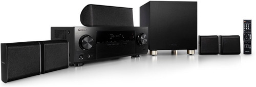 pioneer htp-074 sistema de home theater 5.1 - audionet