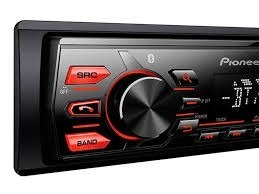 pioneer mp3 player mvh-298bt radio bluetooth usb aux- oferta