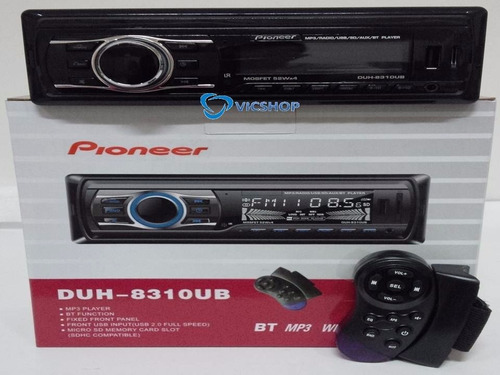 pioneer mp3 reproductor