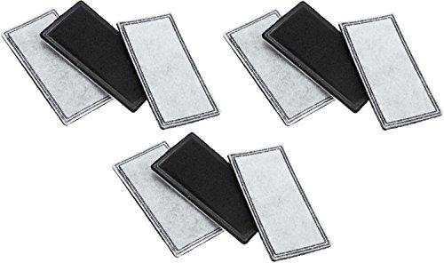 pioneer pet filtros de repuesto para fuentes plásticas comb