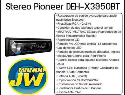 pioneer pioneer stereo