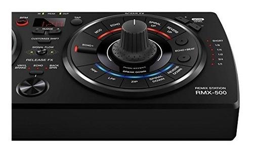 pioneer pro dj rmx-500dj estación de remix up shop
