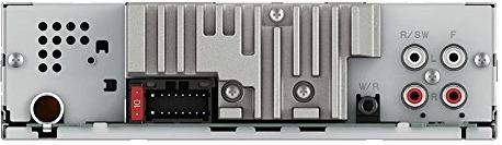 pioneer radio cd de auto - mixtrax - usb - aux control remot