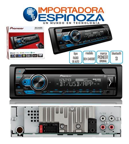 pioneer radio deh s4100bt mixtrax usb mp3 cd 3.5 bluetooth