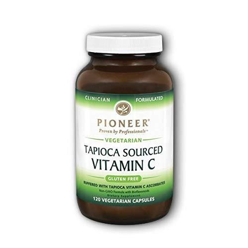 pioneer tapioca sourced vitamin c white 120 count