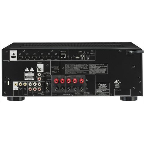 pioneer vsx-822-k amplificador 5.1 canales vsx822