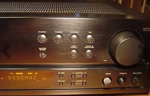 pioneers amplificador receiver home teather modelo vsx- 305
