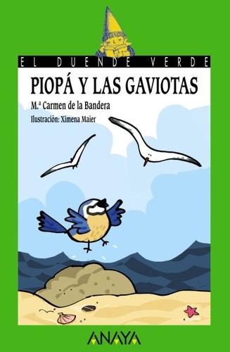 piopá y las gaviotas(libro infantil y juvenil)
